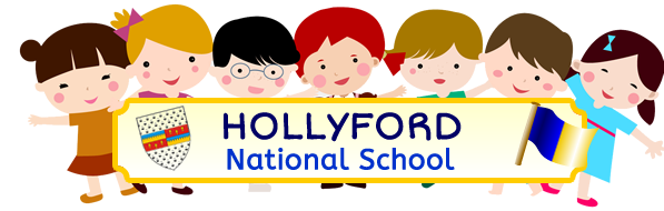 Hollyford National School logo